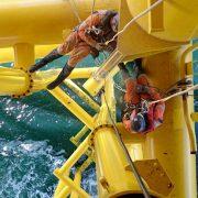 Offshore Arbeiten